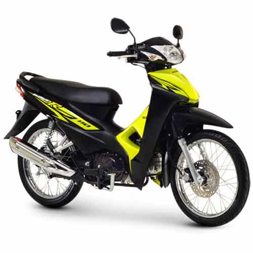 Honda Motorcycle Wave 110 Drum